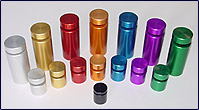 colored standoffs